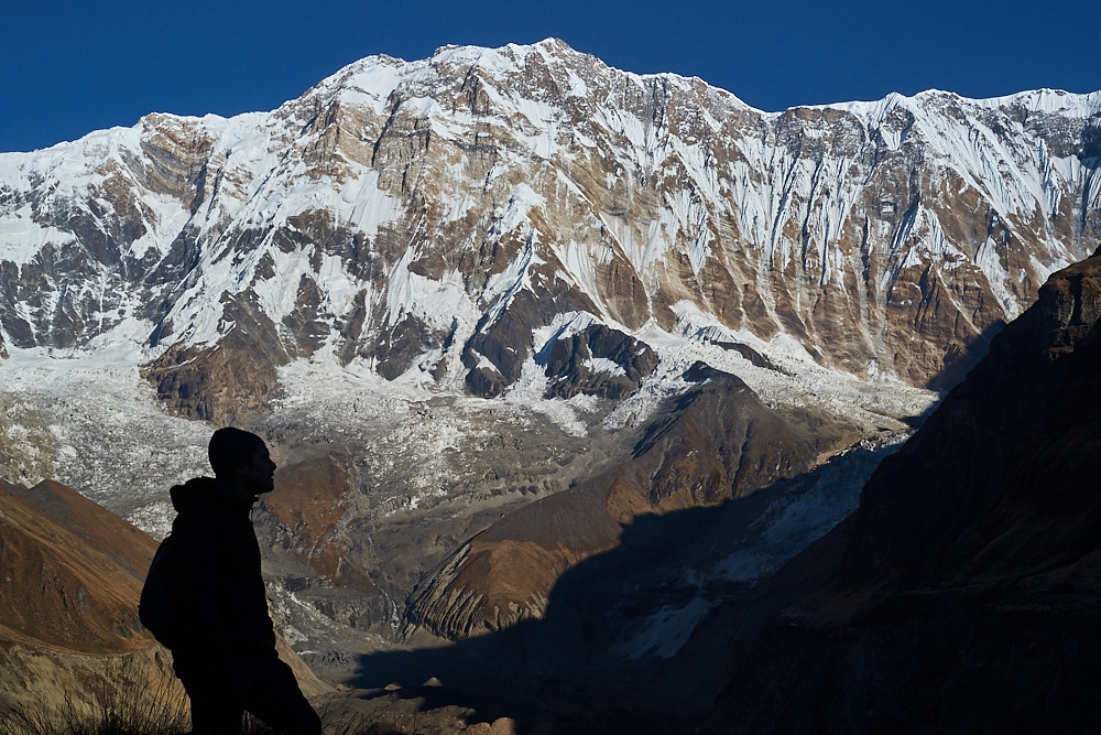 mount annapurna i 8th highest mountain in Nepal