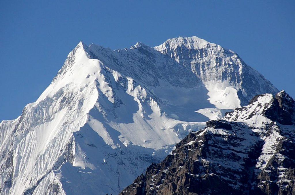 annapurna ii mountain