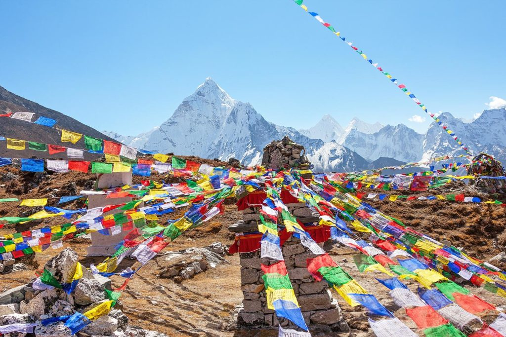 ama dablam everest base camp trek