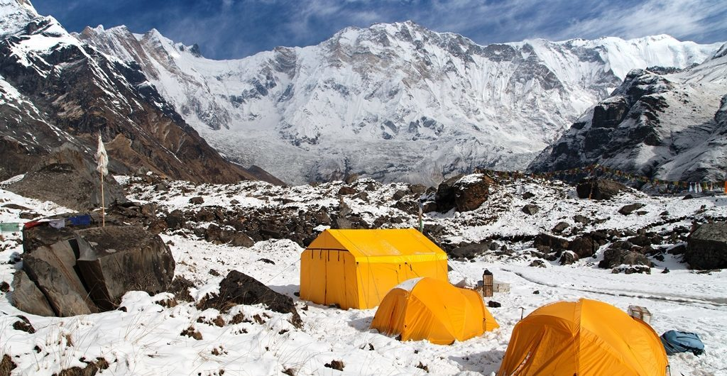 base camp annapurna trek