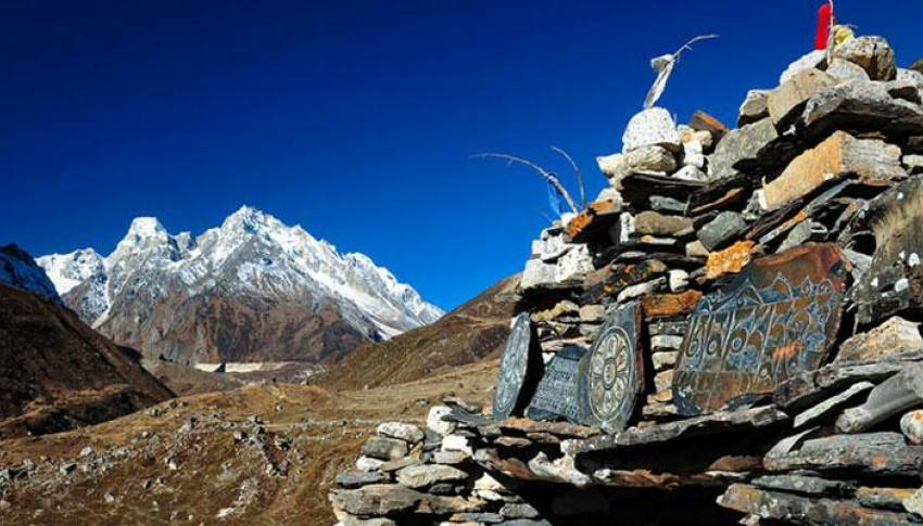 chumling tsum valley manaslu trek