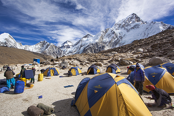 base camp everest base camp trek