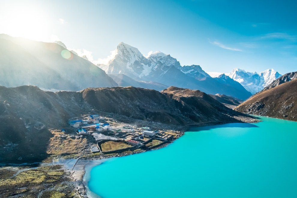 gokyo third lake trek