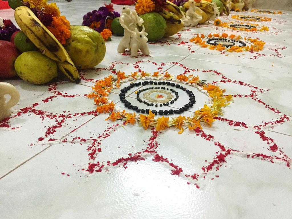 mha puja festival nepal