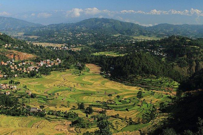 namo buddha balthali village hike