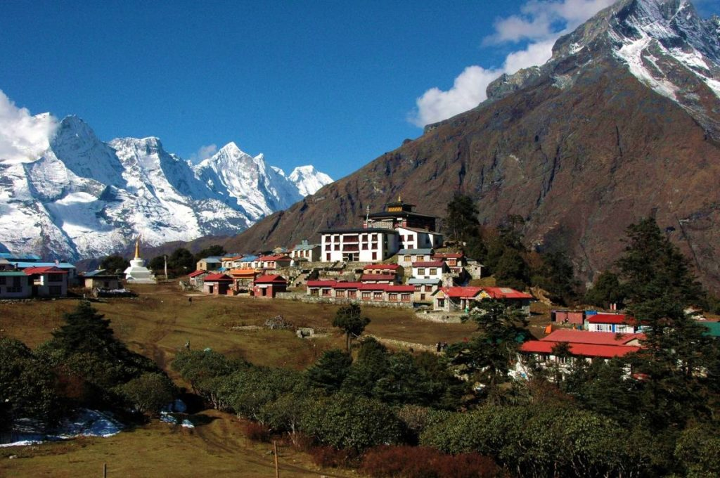 tengboche everest view trek