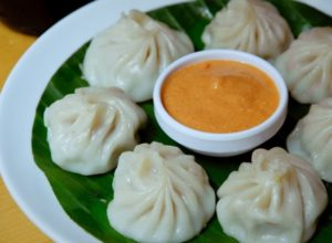 Momo Nepalese Food